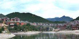 北京平谷山木屋度假村