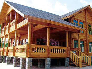 重型木屋别墅Z-05BS