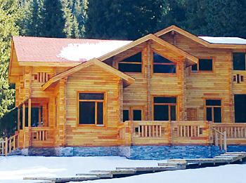 重型木屋别墅Z-07BS