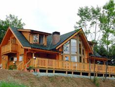 重型木屋别墅Z-13BS