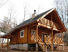 重型木屋别墅Z-14BS