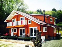 重型木屋别墅Z-17BS