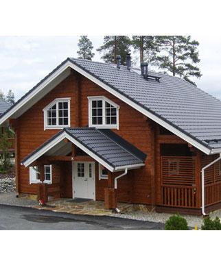 重型木屋,重型木结构,神州北极木屋