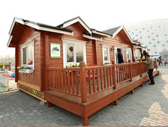 移动式木屋Y-03MW