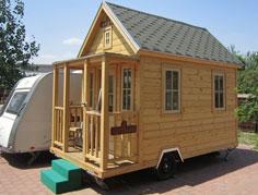 移动式木屋Y-05MW